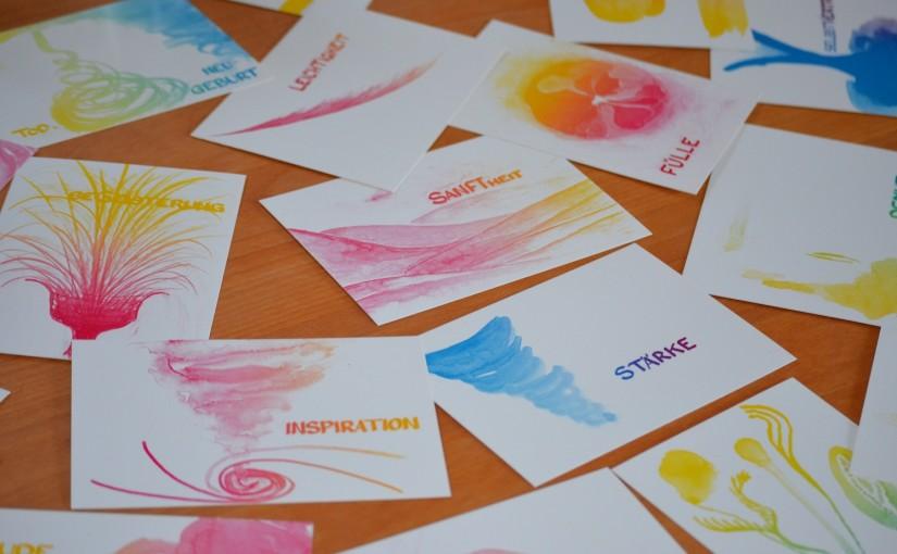 Coachingmaterialien – Karten